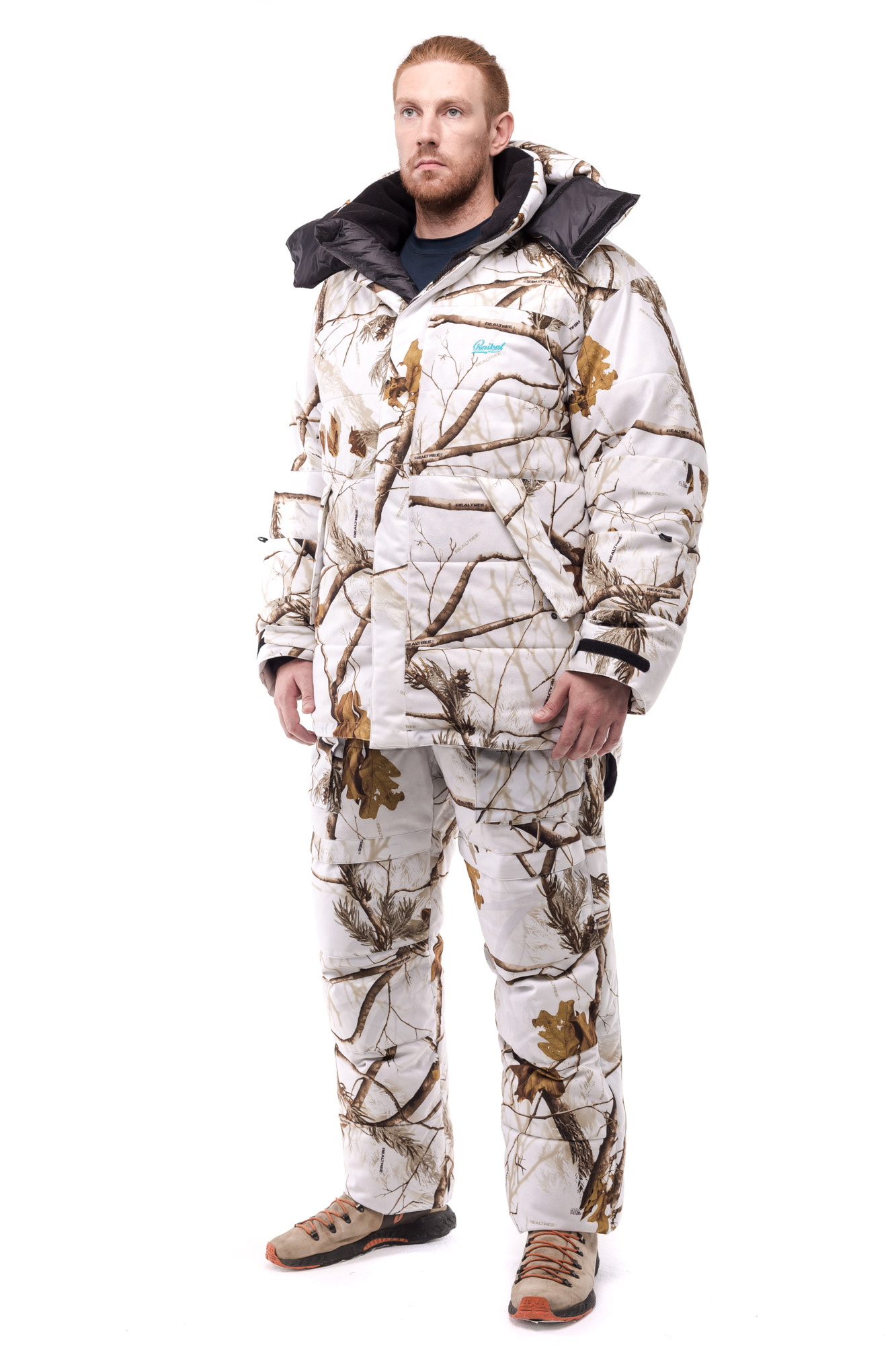 КОСТЮМ SHL BAIKAL HUNTER REALTREE APS 56
